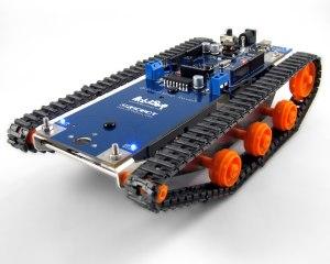 Photo Courtesy Robotshop.com