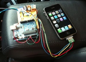 Remote Car Starter--Photo Courtesy hacknmod.com