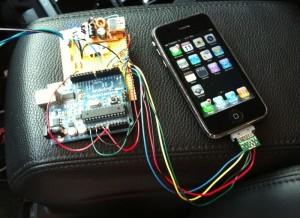 Remote Car Starter--Photo Courtesy hacknmod.com